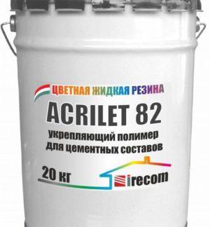 Acrilet 82 – Polümeer lisaaine betoonis 20kg
