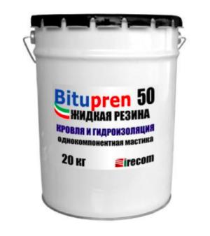 Bitupren 50 – Ühekomponendiline vedel kumm 20kg